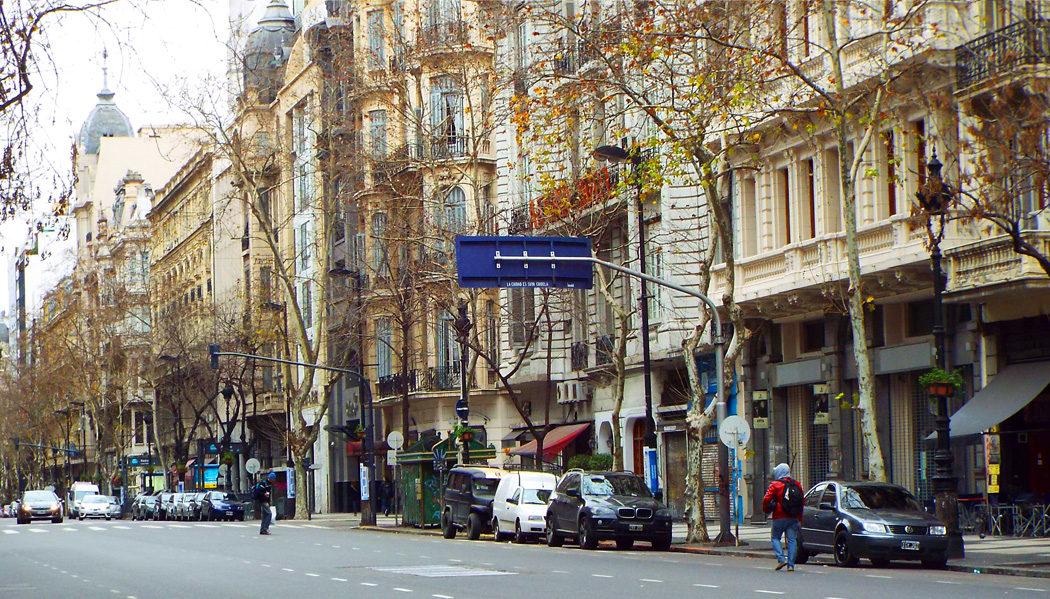 Avenida de Mayo