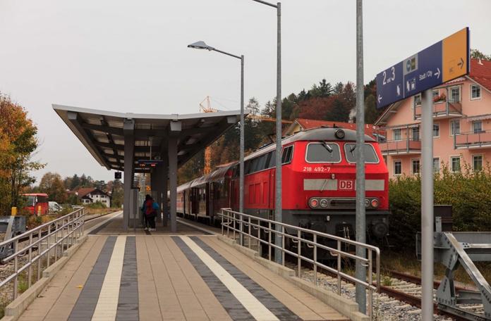 Estação de Füssen