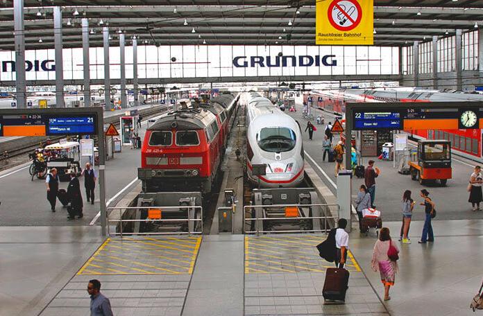 Estação de Munique
