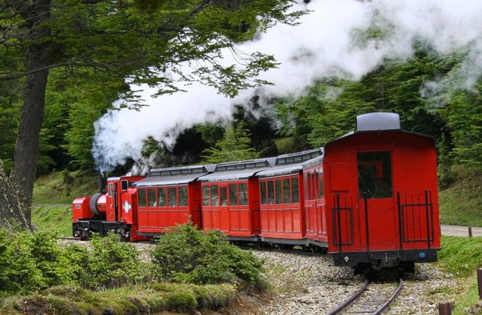 Trem do fim do mundo (imagem: internet)