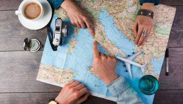 Guia completo de planejamento de viagens