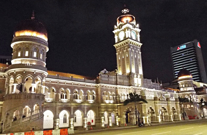 Abdul Samad Building