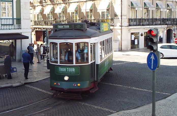Castle Tram Tour