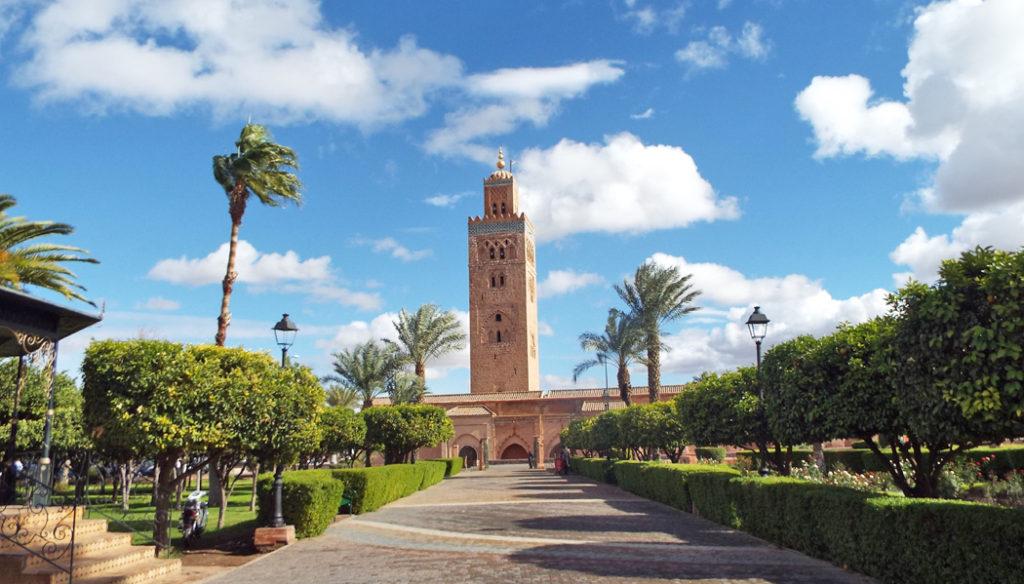 O que fazer em Marrakech Onde se hospedar em Marrakech viagens internacionais baratas