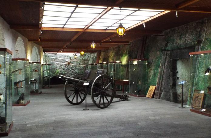 Salão de armas