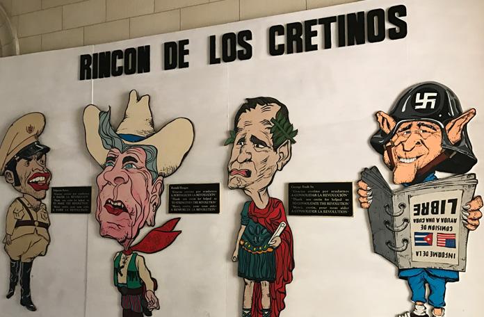 Fulgêncio Batista e os presidentes americanos