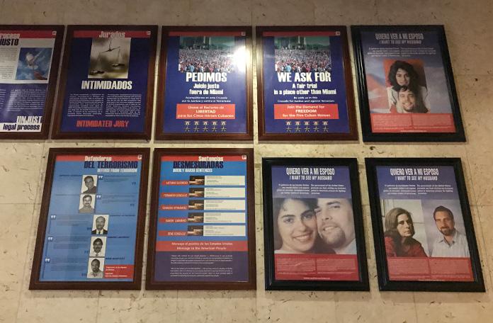 Campanha das esposas, apoiada pelo Governo Cubano