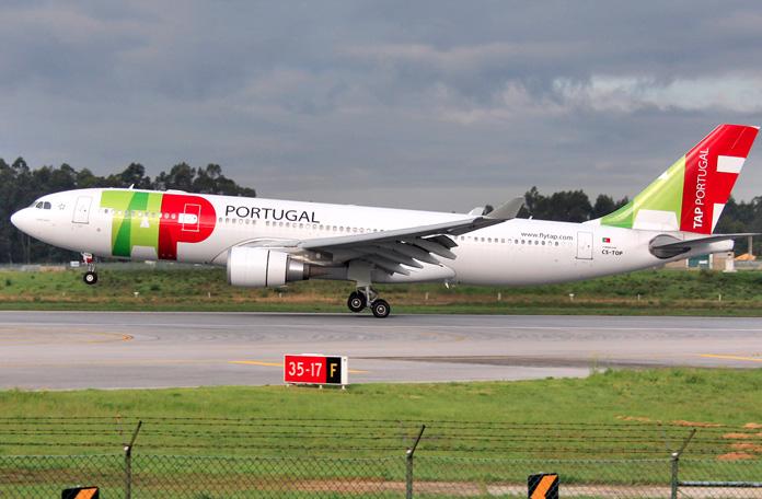 Airbus A330-200 da TAP