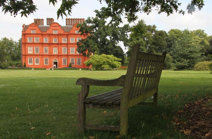 Dos parques de Londres, o Kew Garden é o mais afastado, mas vale muito a pena
