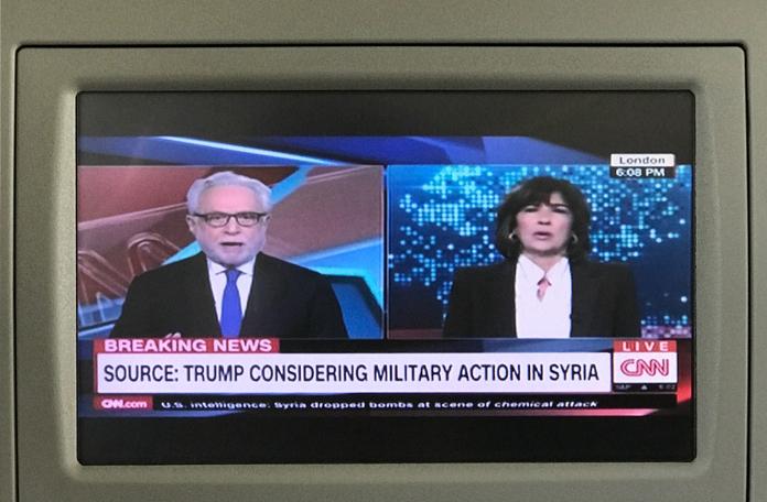 CNN ao vivo