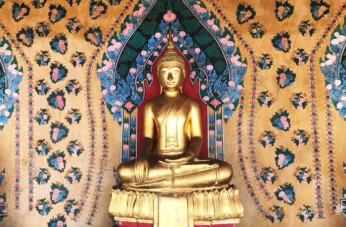Budas por todos os cantos