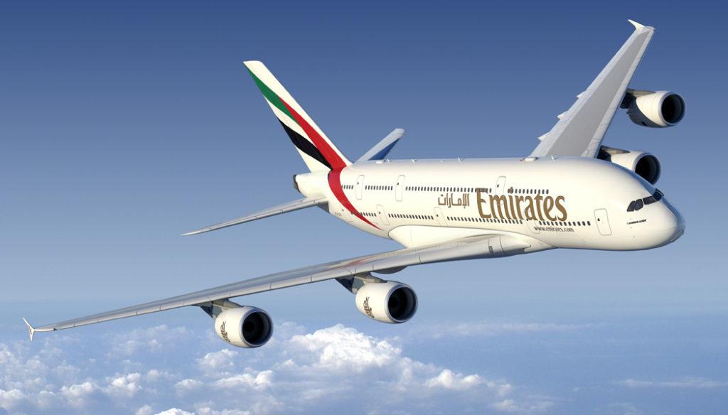 Business da Emirates Viagem para Dubai