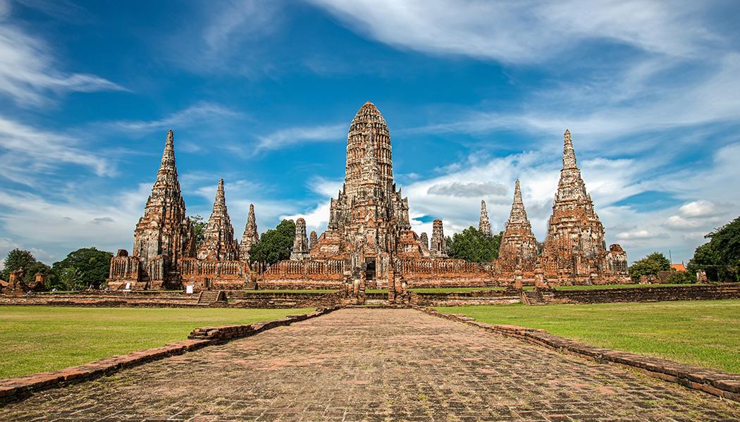 Como chegar em Ayutthaya