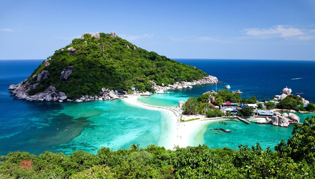 Koh Samui melhor época para visitar a Tailândia