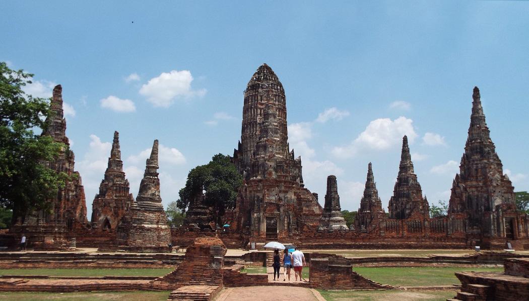 Como chegar em Ayutthaya melhor época para visitar a Tailândia