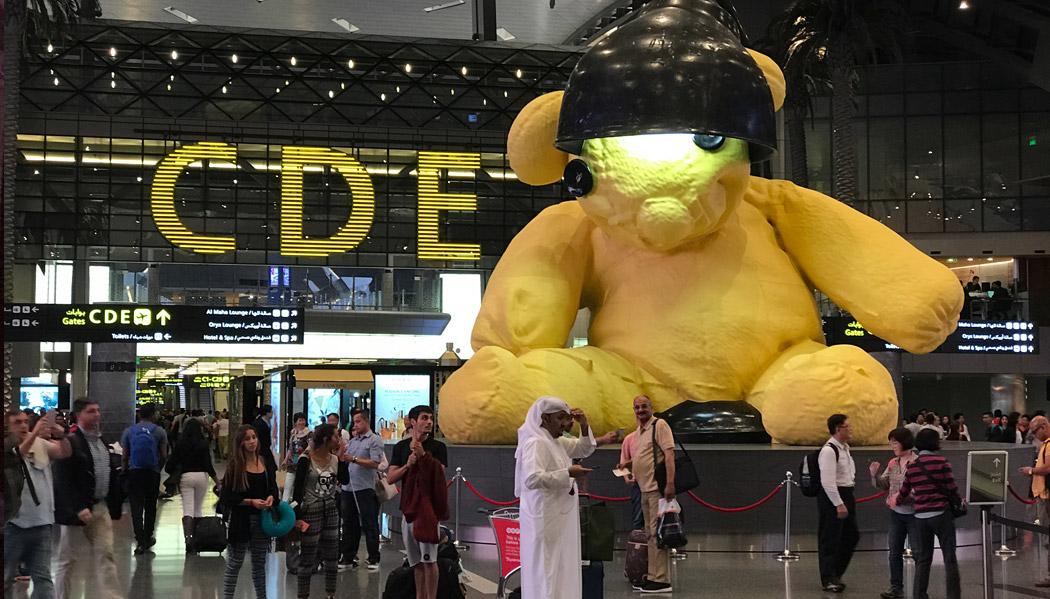 Aeroporto de Doha