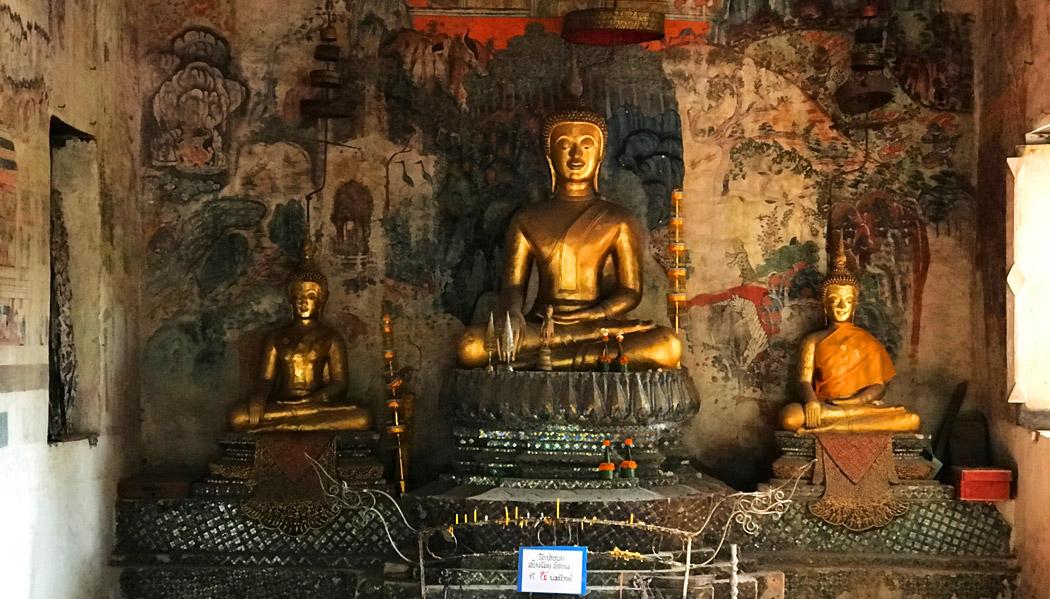 Interior do templo