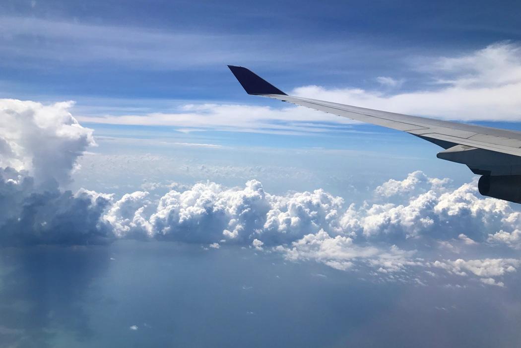 Como é voar Thai