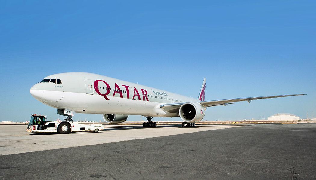 como é voar com a Qatar Airways para a Ásia
