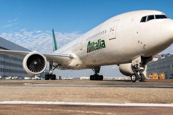 Como é voar na classe econômica da Alitalia