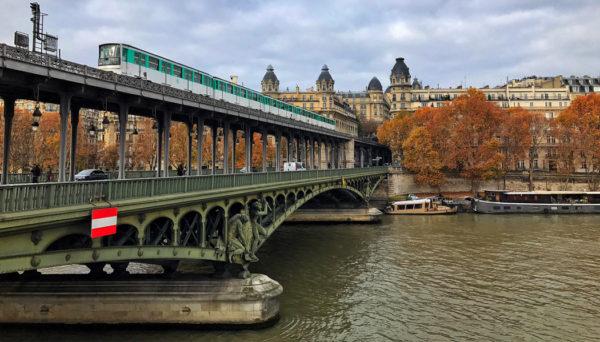 Como usar o metrô de Paris