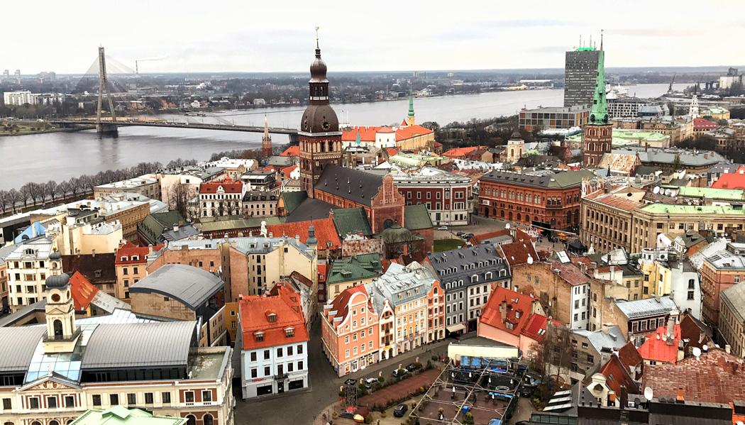 O que fazer em Riga