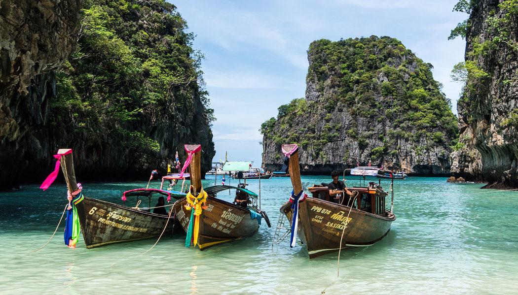 Onde ficar em Koh Phi Phi