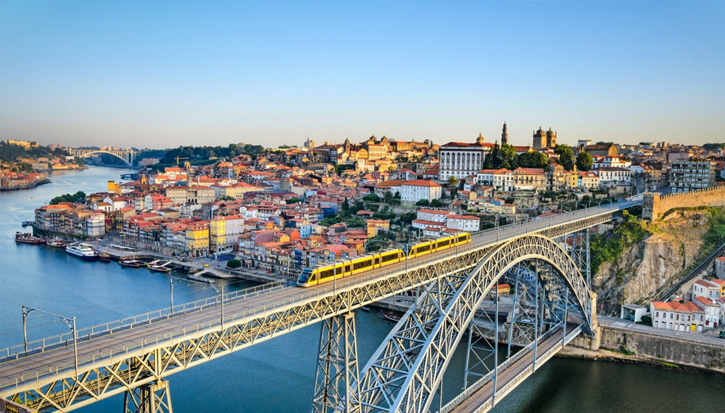 Onde ficar no Porto Roteiro do Porto a Lisboa em Portugal Roteiro em Portugal