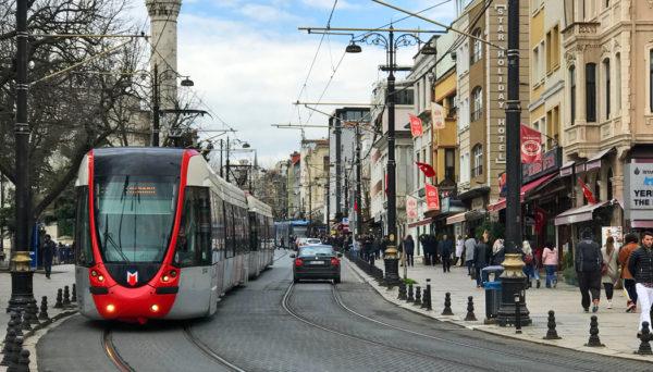 metrô de Istambul