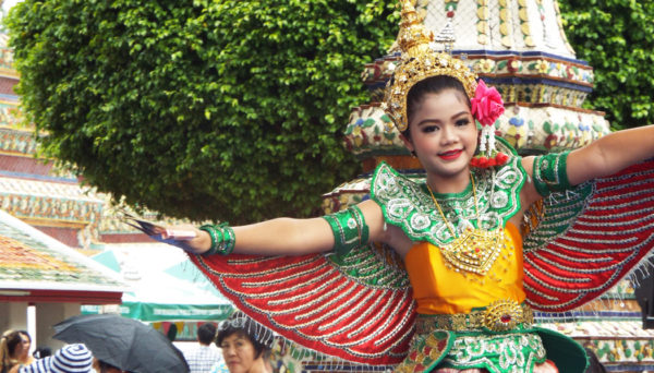 Songkran, o Ano Novo tailandês