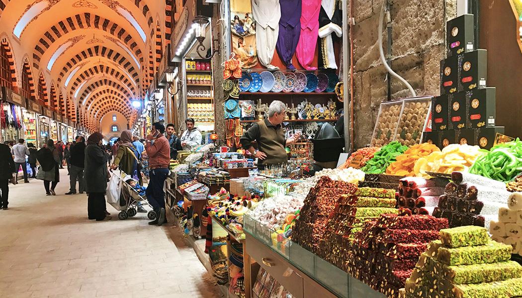 bazares de Istambul