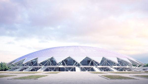 estádio de Samara