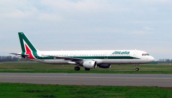Como é voar com a Alitalia de Roma para Moscou