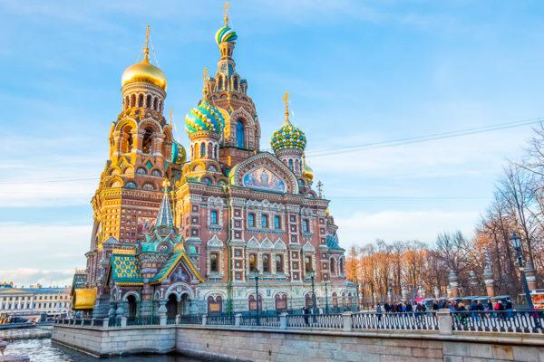 Igrejas e catedrais de São Petersburgo