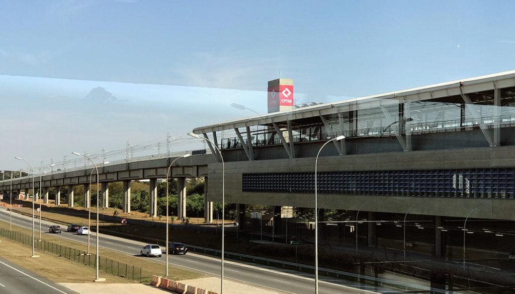 Aeroporto de Guarulhos até o centro de São Paulo