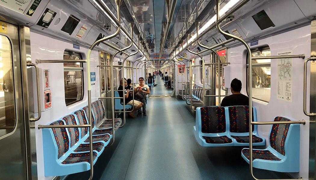 trem de São Paulo ao Aeroporto de Guarulhos
