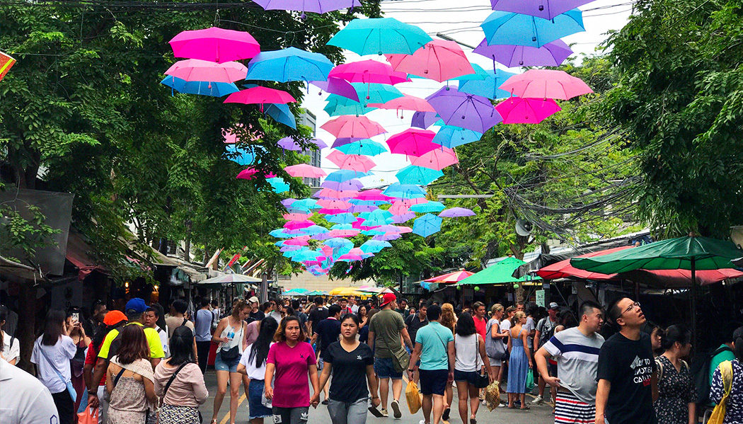 Chatuchack Weekend Market