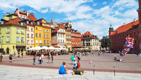 Onde ficar em Varsóvia