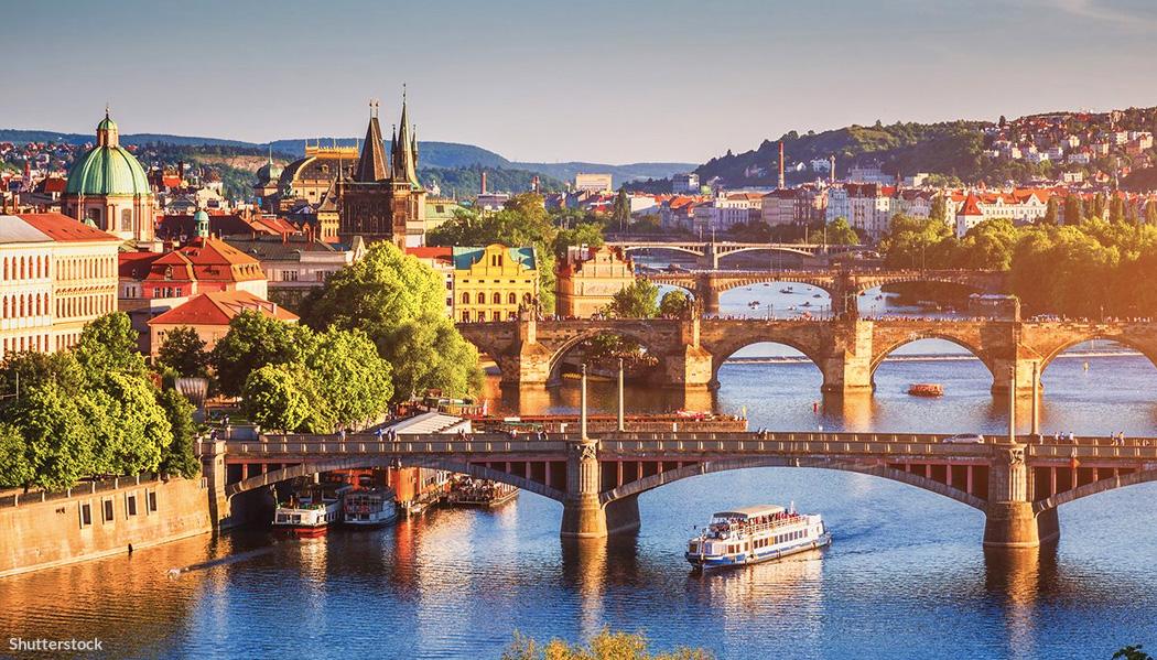 cidades mais baratas da Europa Praga, Viena e Budapeste