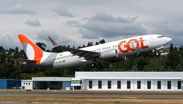 Gol inicia seus voos sem escalas para os Estados Unidos