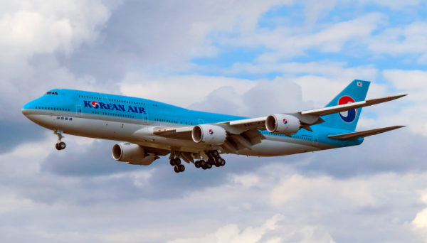 Como é voar na Korean Air