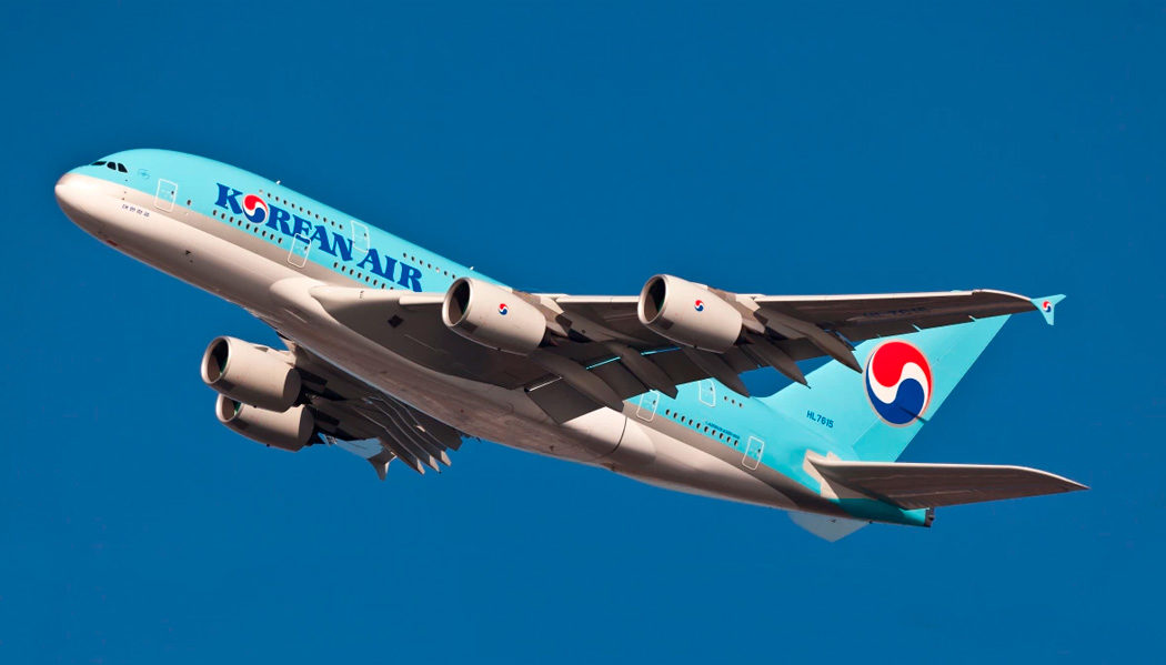 Como é voar com a Korean Air na classe executiva