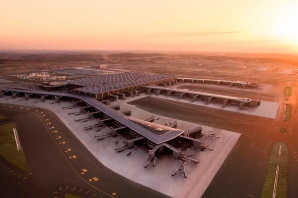 Como ir do novo Aeroporto de Istambul até o centro