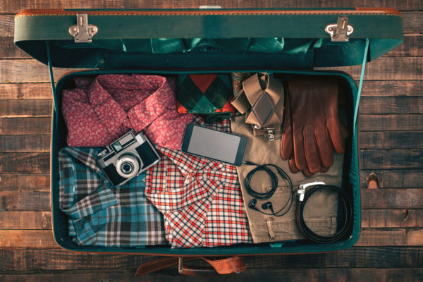 o que fazer na véspera de uma viagem