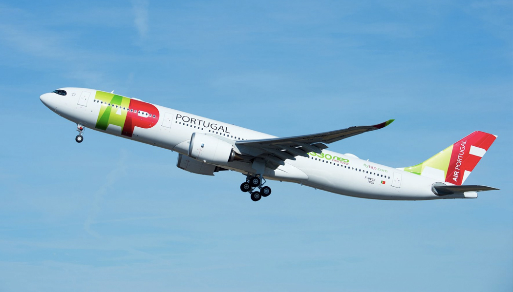 A330neo da Tap economy plus da TAP