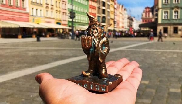gnomos de Wroclaw