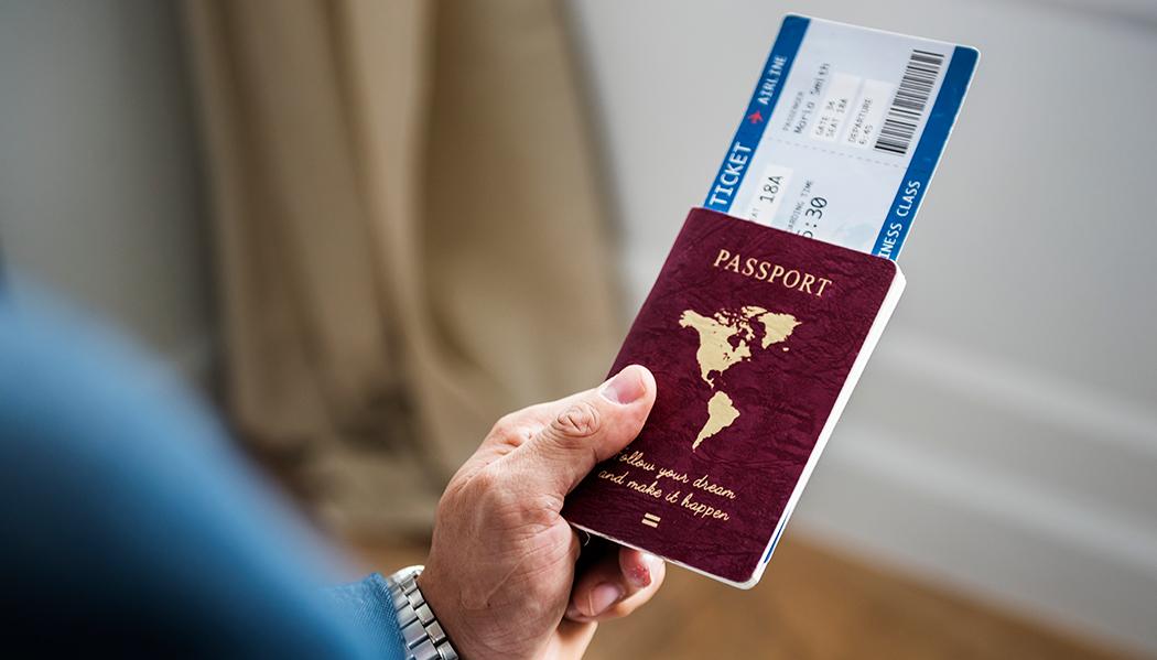 passaportes mais poderosos como planejar uma viagem
