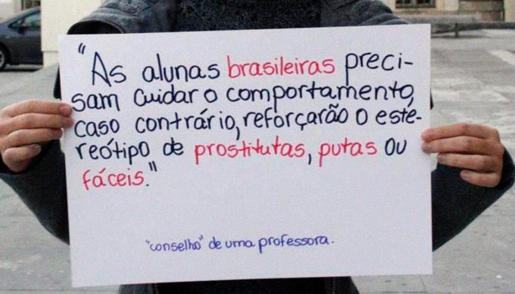 preconceito com brasileiros em Portugal