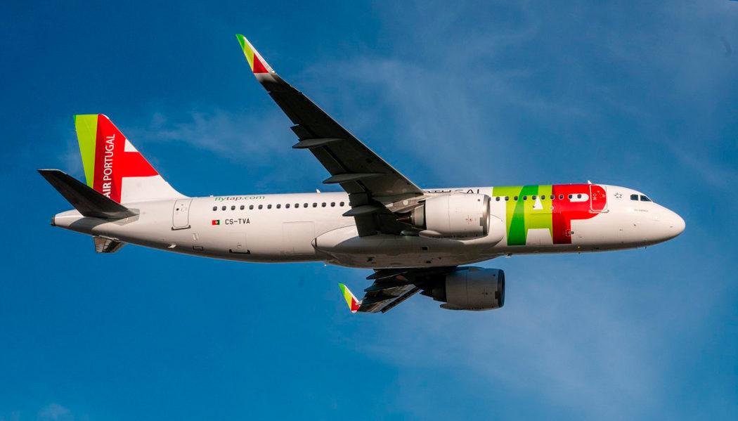 Airbus A320neo da TAP