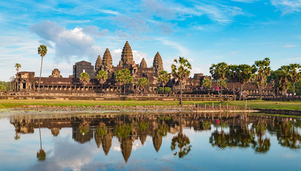 O que fazer no Camboja países onde brasileiros podem viajar